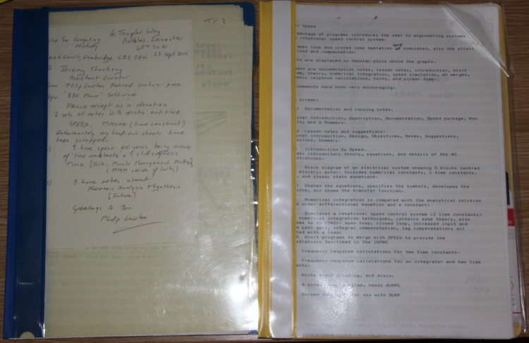 Scan of Document: Electrical Engineering Teaching Software