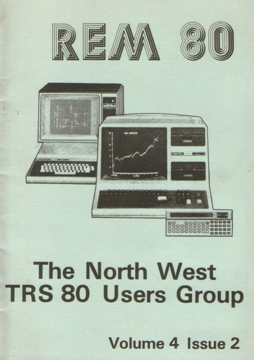 Scan of Document: REM 80 - Volume 4, Issue 2