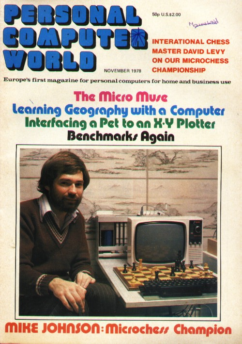 Article: Personal Computer World - November 1978