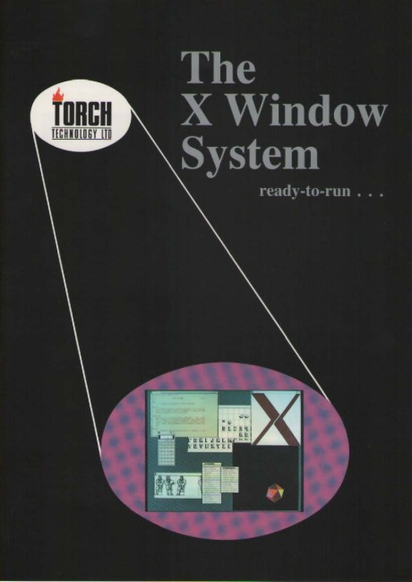 Scan of Document: Torch Computers X Window System