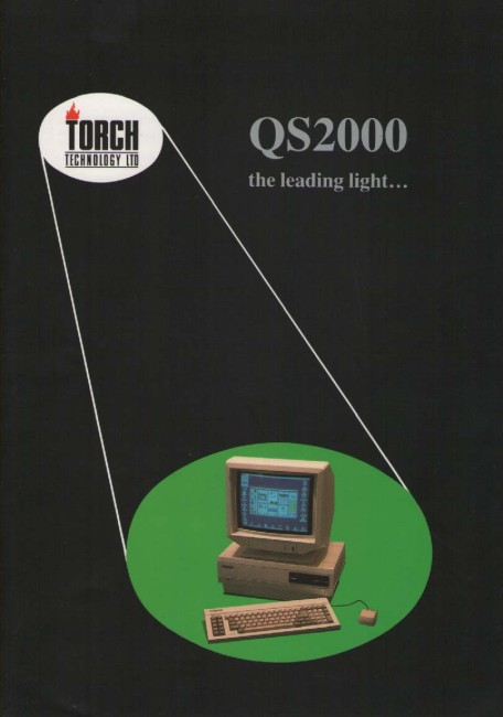 Scan of Document: Torch QS2000