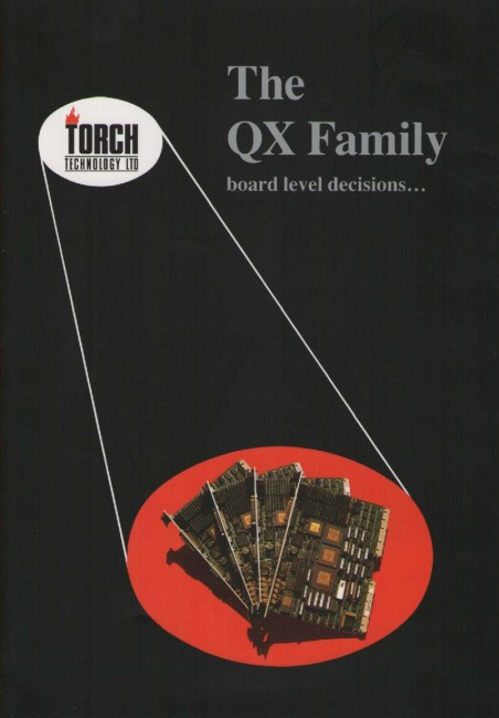 Scan of Document: Torch QX Family