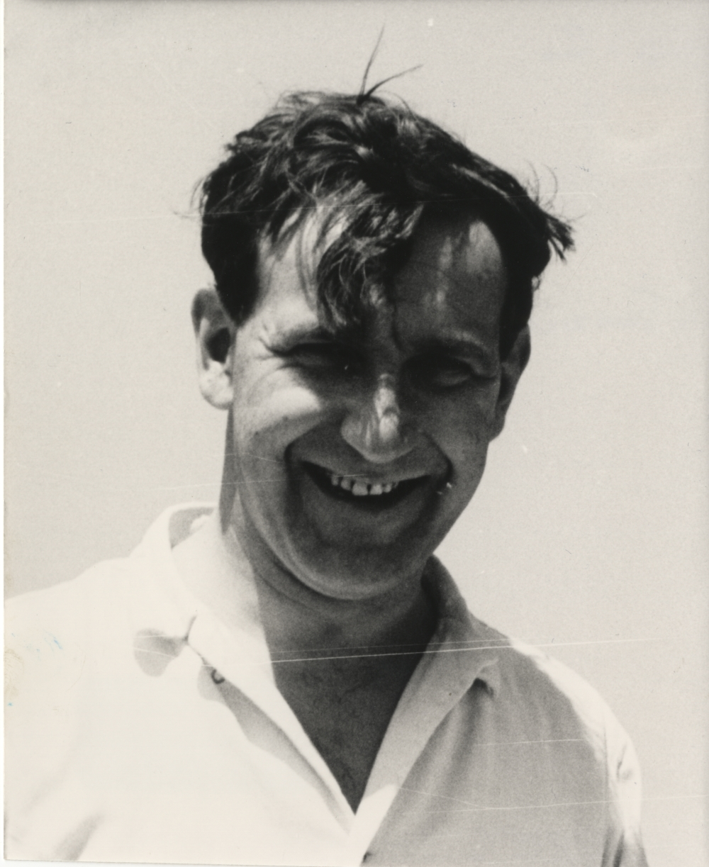 Photograph of Antony (Tony) Bernard Barnes