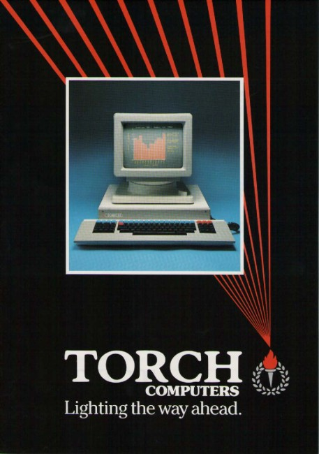 Scan of Document: Torch Computers - 300 Series Workstation
