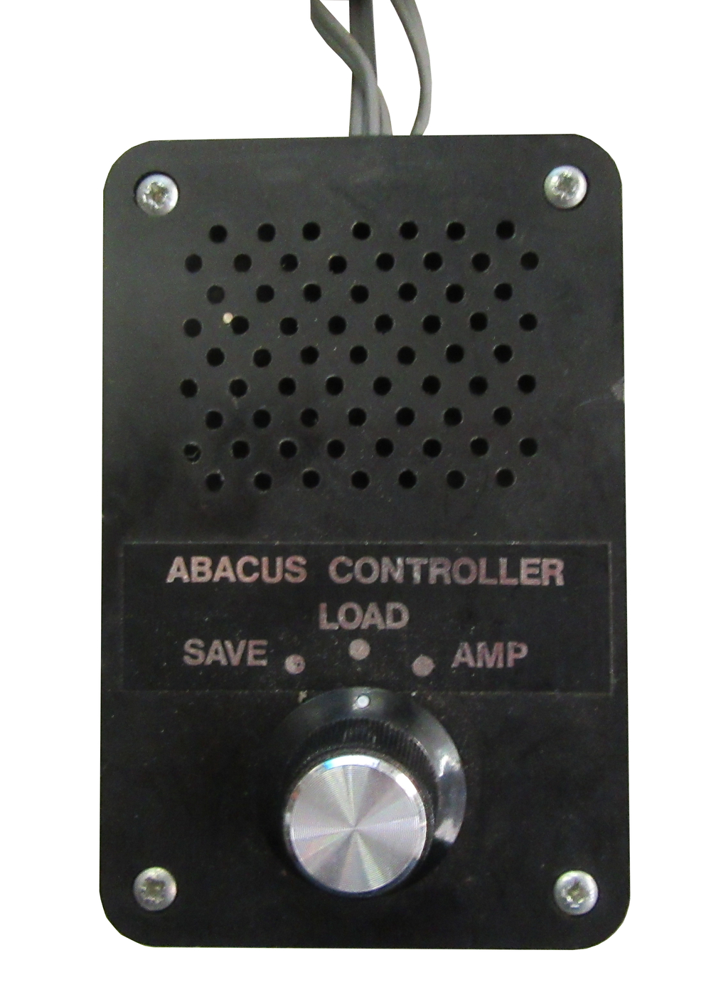 Scan of Document: Abacus Controller