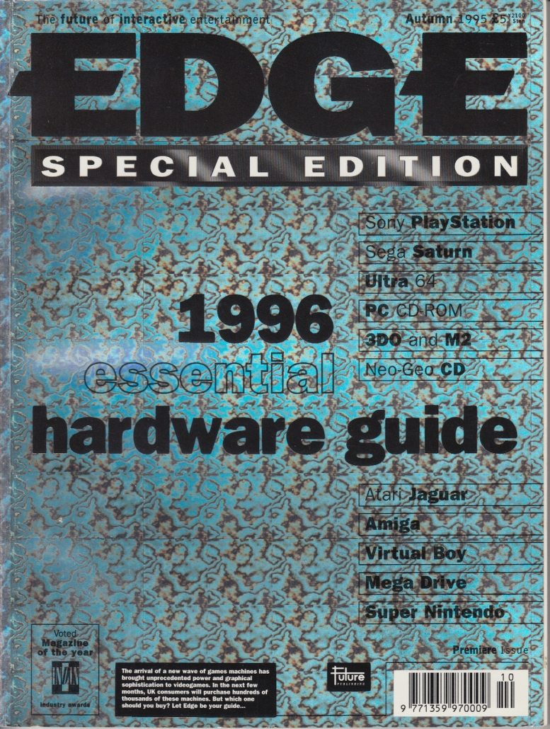 Scan of Document: Edge - Hardware Guide - Special Edition