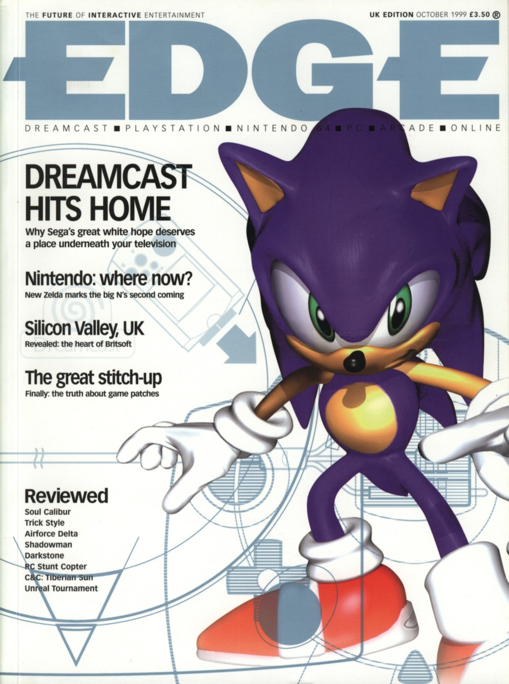 Scan of Document: Edge - Issue 76 - October 1999