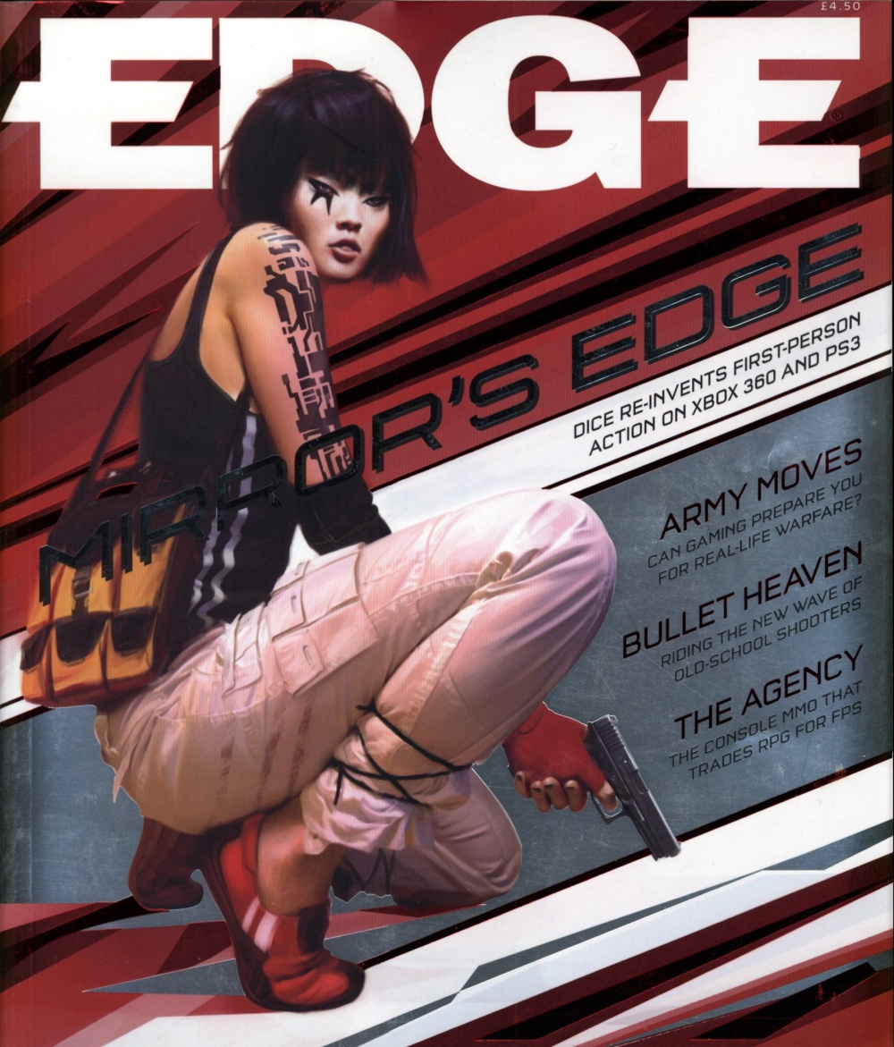 Scan of Document: Edge - Issue 178 - August 2007
