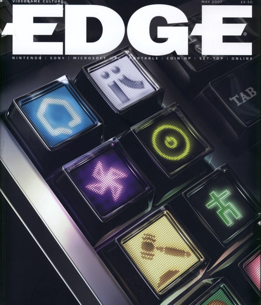 Scan of Document: Edge - Issue 175 - May 2007