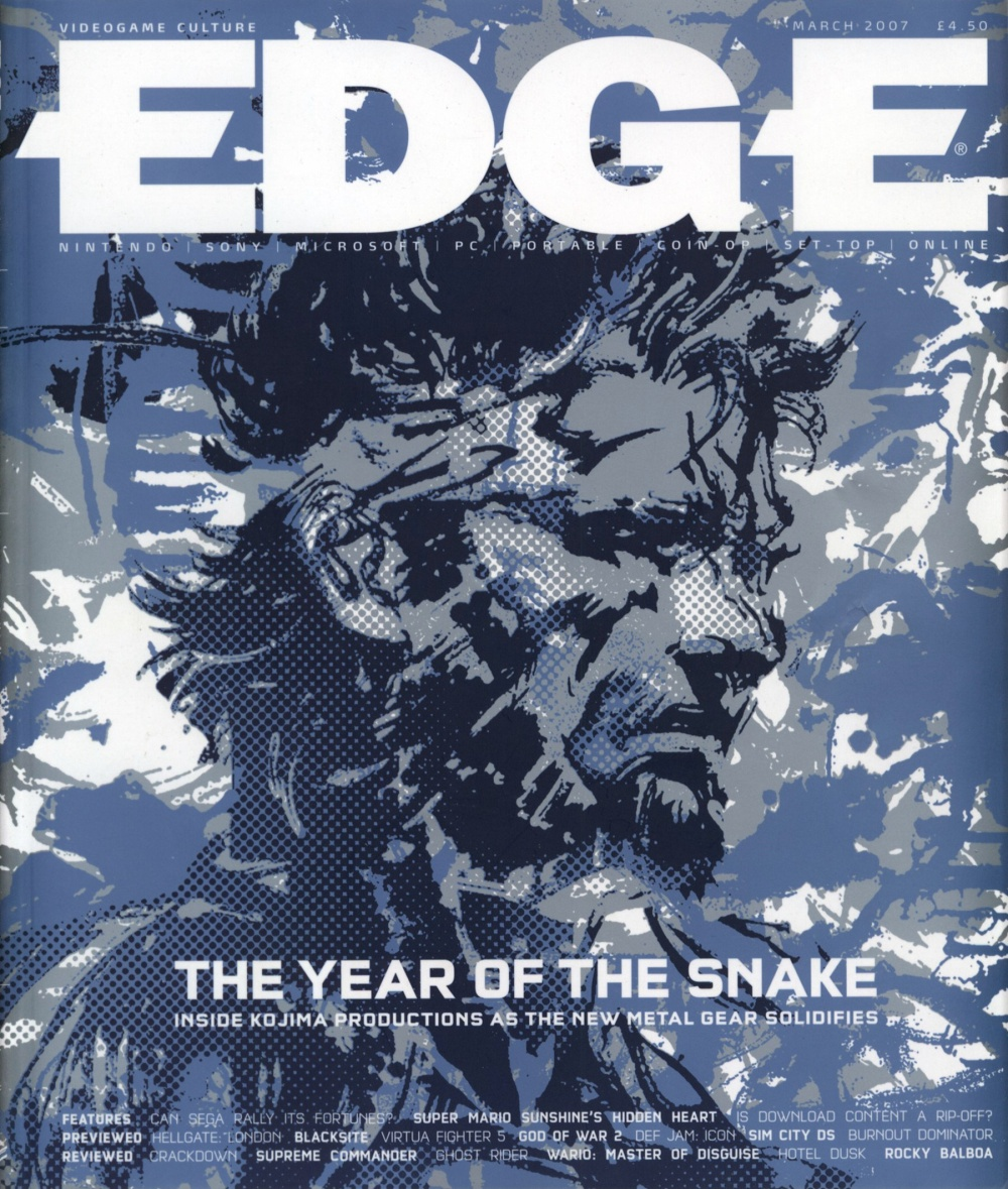 Scan of Document: Edge - Issue 173 - March 2007