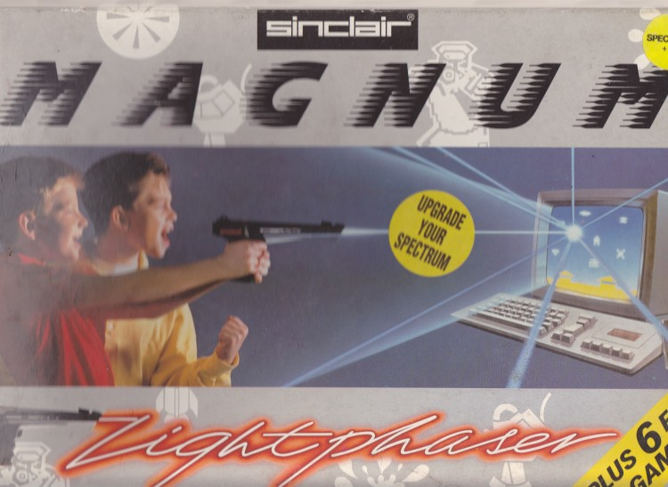 Scan of Document: Magnum Light Phaser (Spectrum +2)
