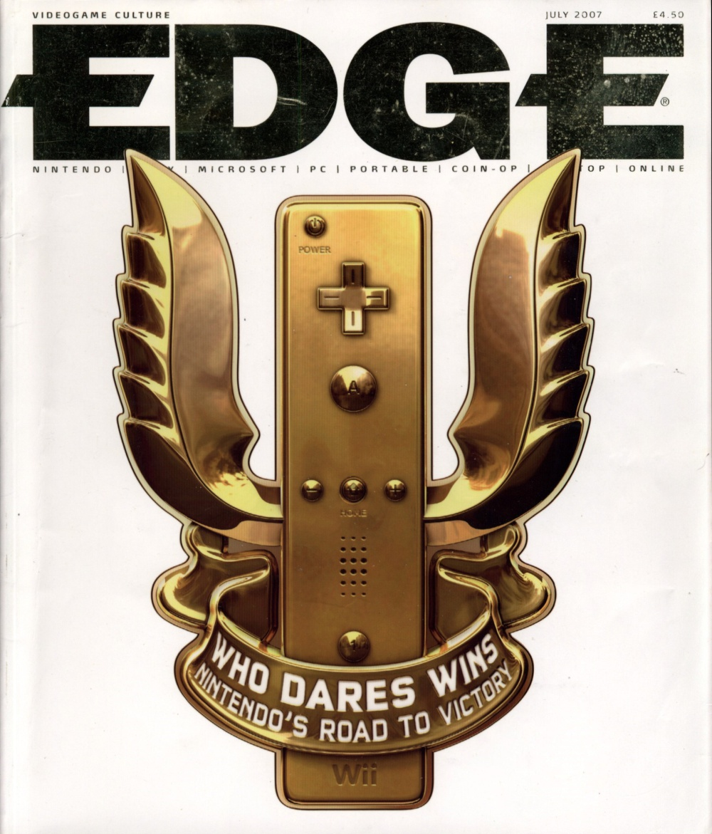 Scan of Document: Edge - Issue 177 - July 2007