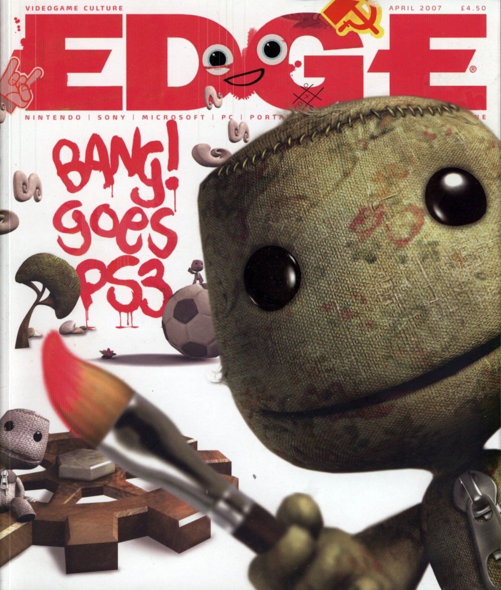 Scan of Document: Edge - Issue 174 - April 2007