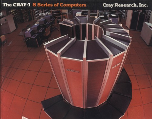 Scan of Document: The Cray-1 S Series of Computers - Sales Brochure
