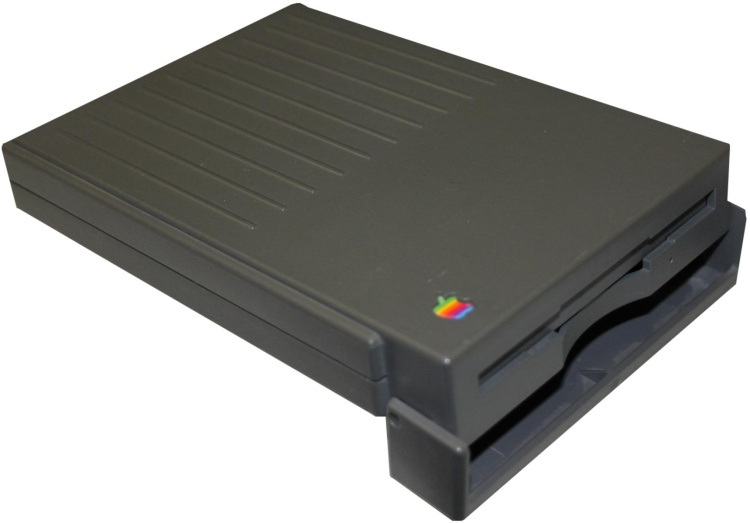 Scan of Document: Machintosh HDI-20 External 1.44MB Floppy Disk Drive