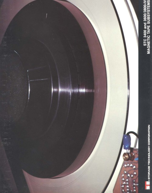 Scan of Document: STC 3400a and 3600/3800-IV Magnetic Tape Systems