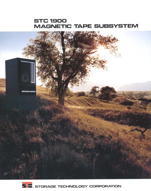 Scan of Document: STC 1900 Magnetic Tape Subsystem