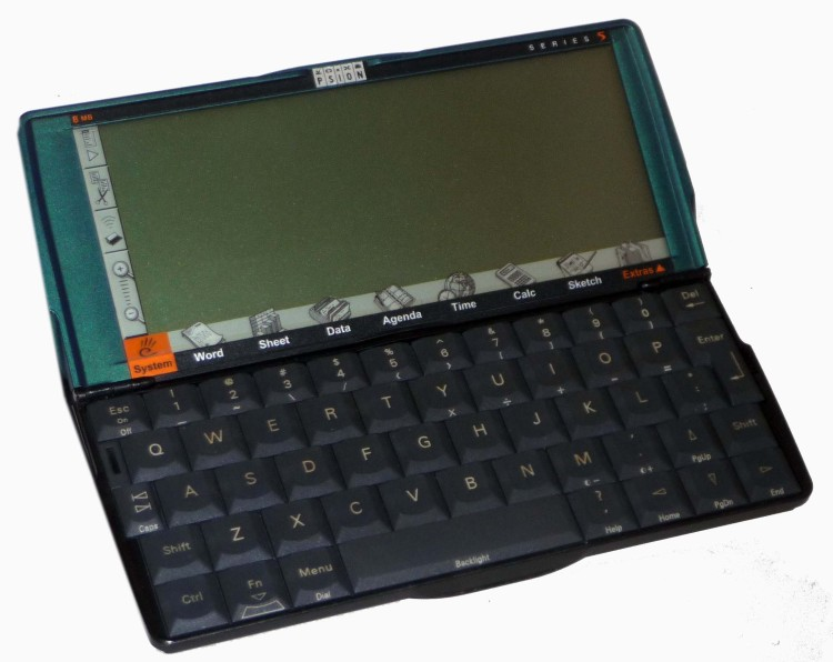 Psion Series 3a User Manual