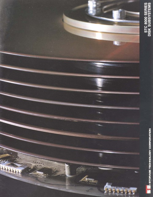 Scan of Document: STC 8000 Series Disk Subsystems
