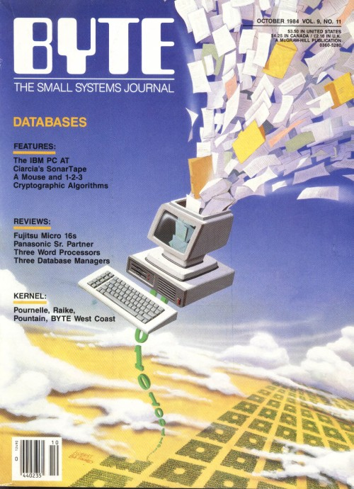 Scan of Document: Byte October 1984