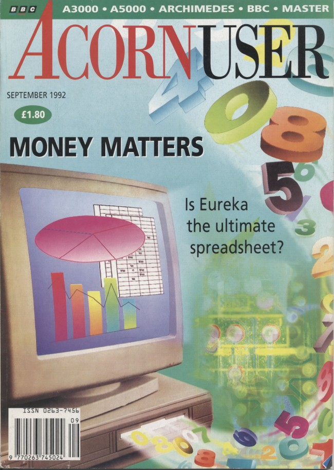 Scan of Document: Acorn User - September 1992