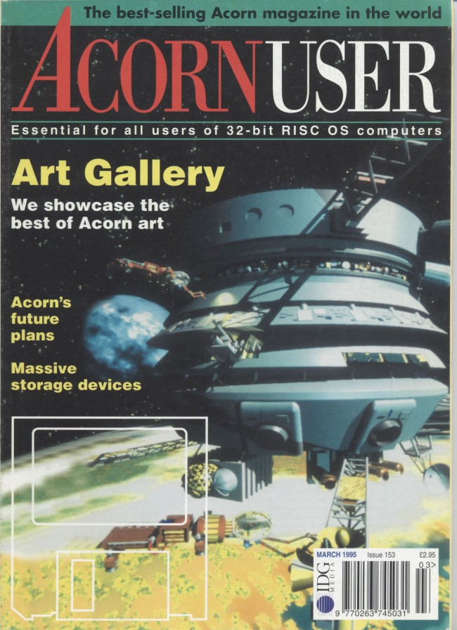 Scan of Document: Acorn User - March 1995