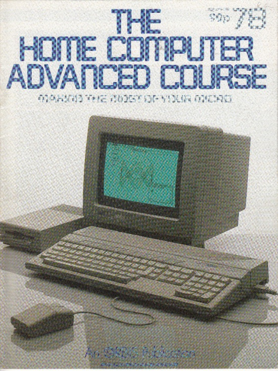 Scan of Document: The Home Computer Advanced Course - Issue 78