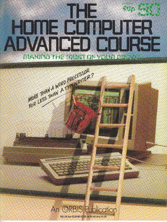 Scan of Document: The Home Computer Advanced Course - Issue 90