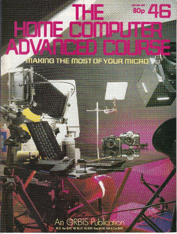 Scan of Document: The Home Computer Advanced Course - Issues 37-48