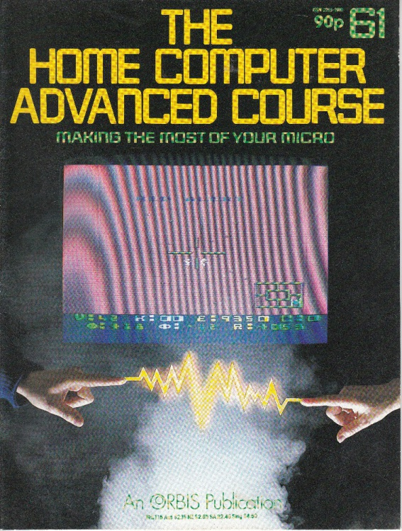 Scan of Document: The Home Computer Advanced Course - Issue 61
