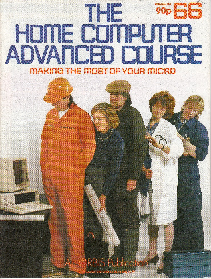 Scan of Document: The Home Computer Advanced Course - Issue 66