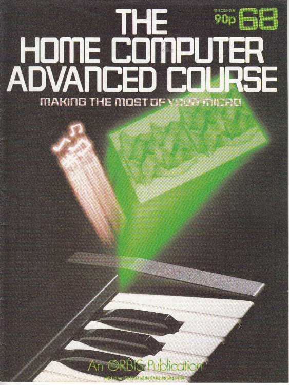 Scan of Document: The Home Computer Advanced Course - Issue 68