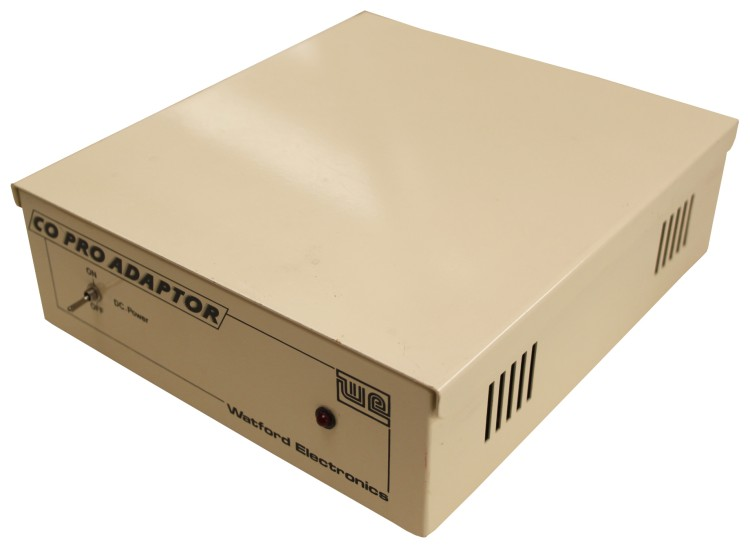 Scan of Document: Watford Electronics Co Pro Adaptor