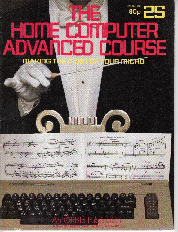 Scan of Document: The Home Computer Advanced Course - Issues 25-36