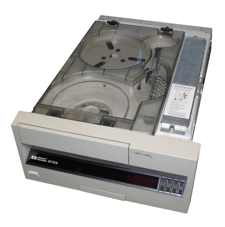 Scan of Document: HP 88780B - Tape Drive