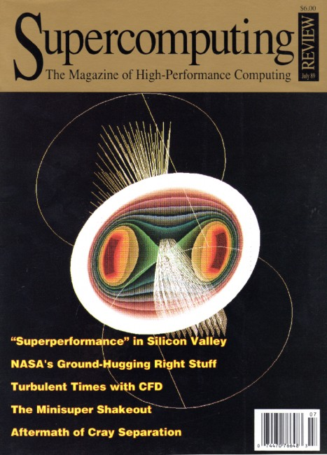 Scan of Document: Supercomputing Review - July 1989
