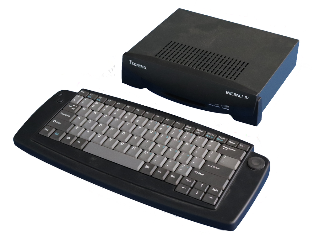 Teknema Internet Set-Top Box