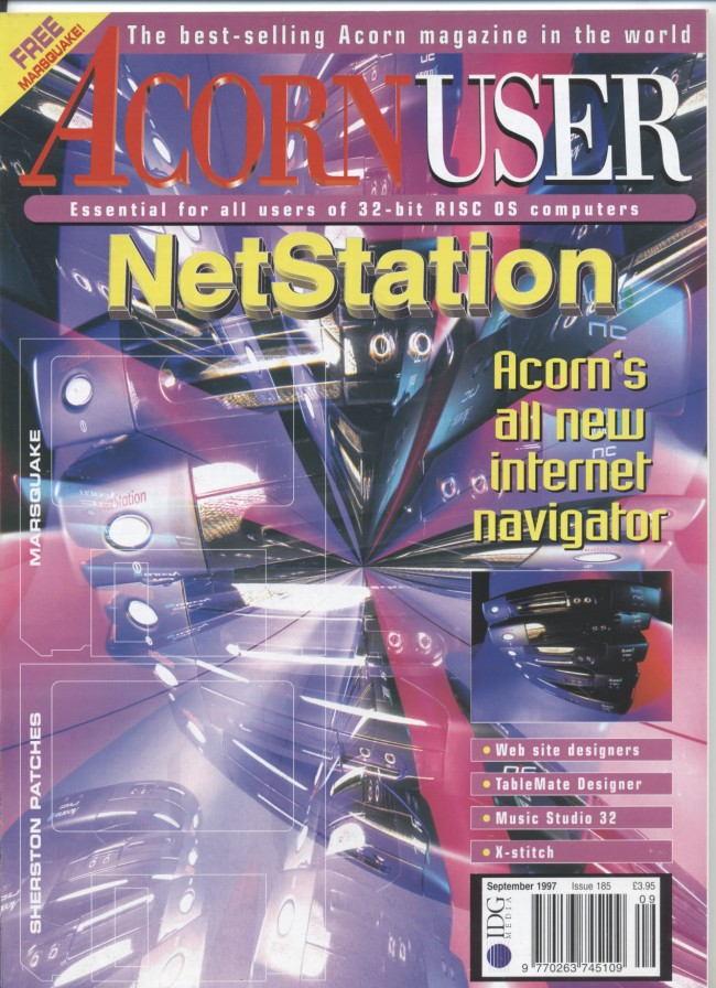 Scan of Document: Acorn User - September 1997