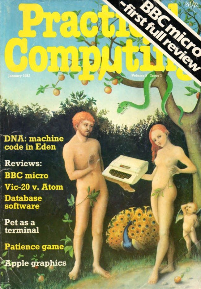 Scan of Document: Practical Computing - January 1982, Volume 5, Issue 1