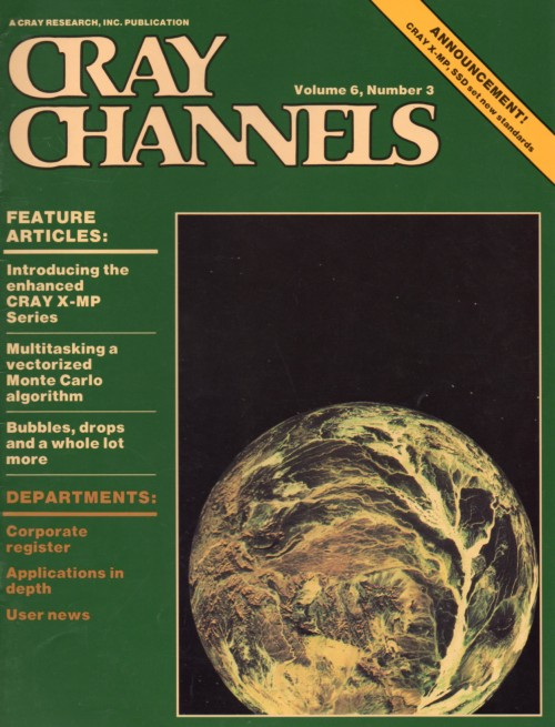 Scan of Document: Cray Channels - Vol 6 No 3
