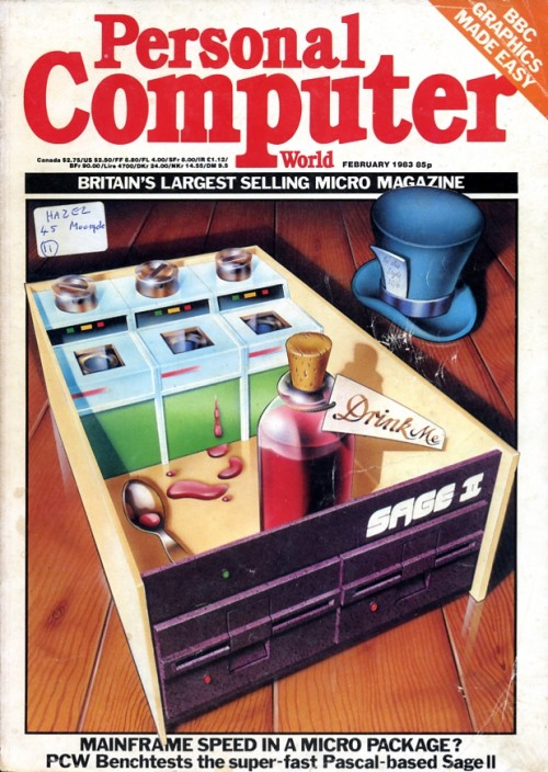 Scan of Document:  Personal Computer World - February 1983
