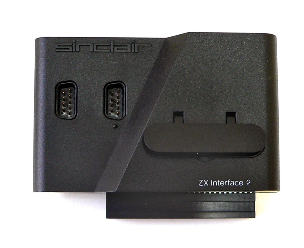 Scan of Document: Sinclair ZX Interface 2