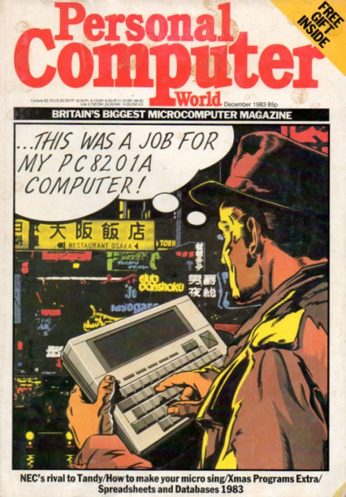Scan of Document: Personal Computer World - December 1983