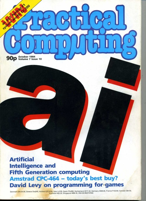 Scan of Document: Practical Computing - October 1984