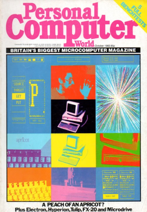 Scan of Document: Personal Computer World - October 1983