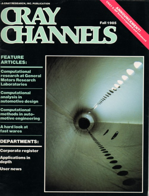 Scan of Document: Cray Channels - Vol 7 No 3 - Fall 1985