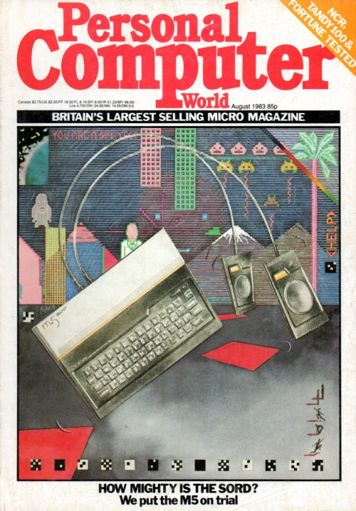 Scan of Document: Personal Computer World - August 1983