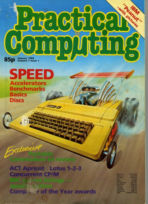 Scan of Document: Practical Computing - January 1984