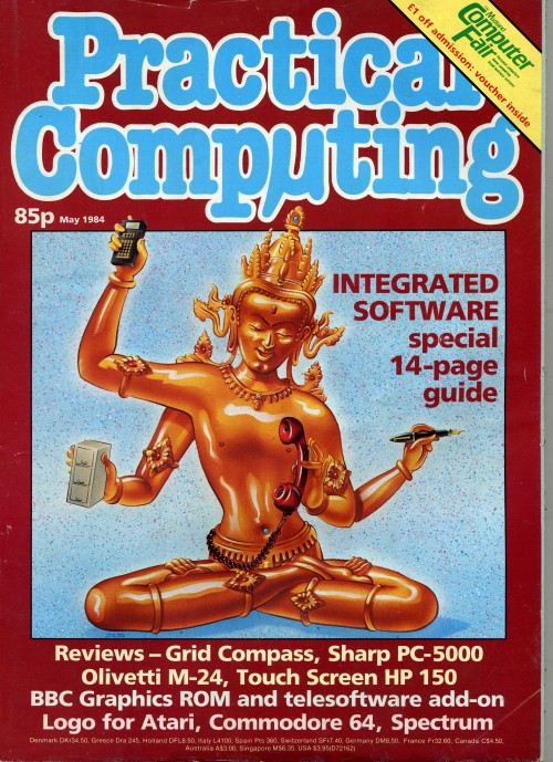 Scan of Document: Practical Computing - May 1984