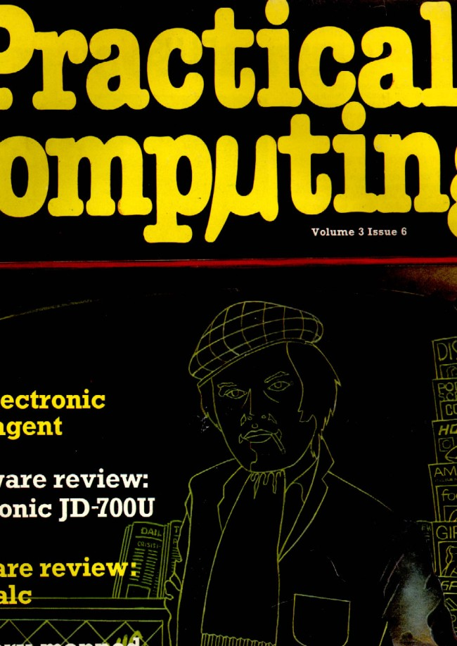 Scan of Document: Practical Computing - June 1980, Volume 3, Issue 6